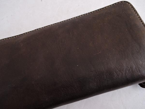 CHRISTIAN PEAU クリスチャンポー レザー長財布 (ac80-1704-200) 【均一商品】