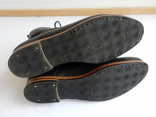 美品/MUKAVA ムカヴァ レースアップレザーブーツ size35/22.5 (sh80-1703-181)【均一商品】