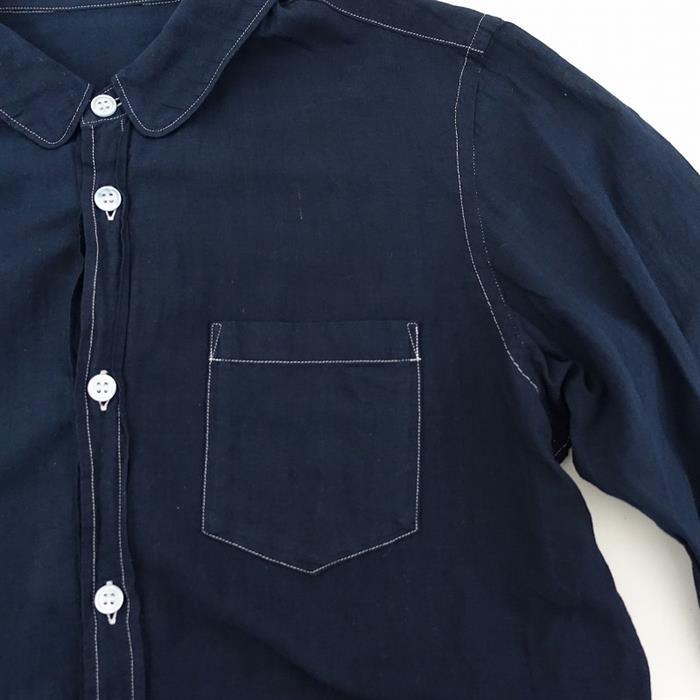 【染】 ゴーシュ ゴーシュ コットンシャツ 4(34-2104-68)【11E12】