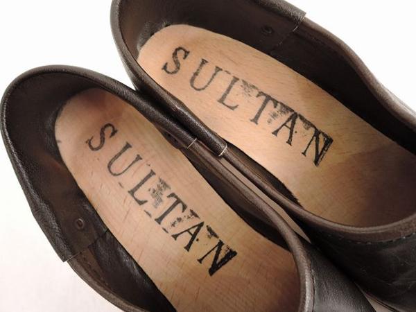スルタン SULTAN ウッドパンプス size23 (sh87-1601-57)【均一商品】
