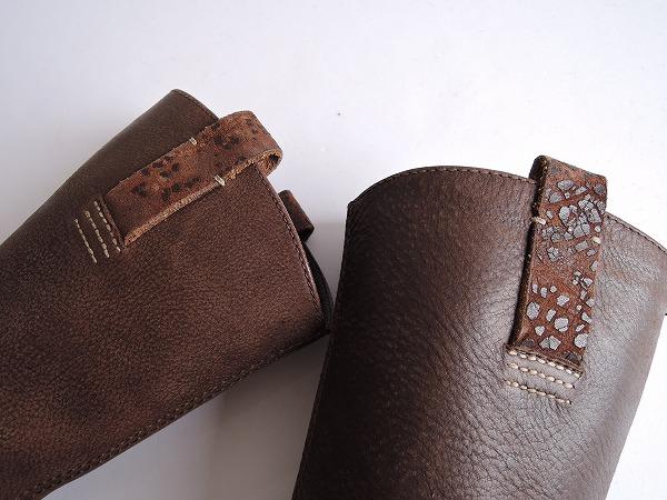HENRY BEGUELIN エンリーベグリン オミノ刺繍レザーロングブーツ size36.5/23.5 (sh80-1702-281) 【均一商品】