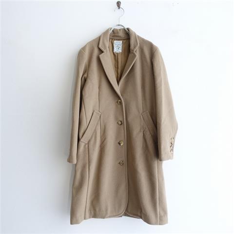 クロス&クロス Cloth&Cross チェスターコート -(jk33-2012-263)【60A12】