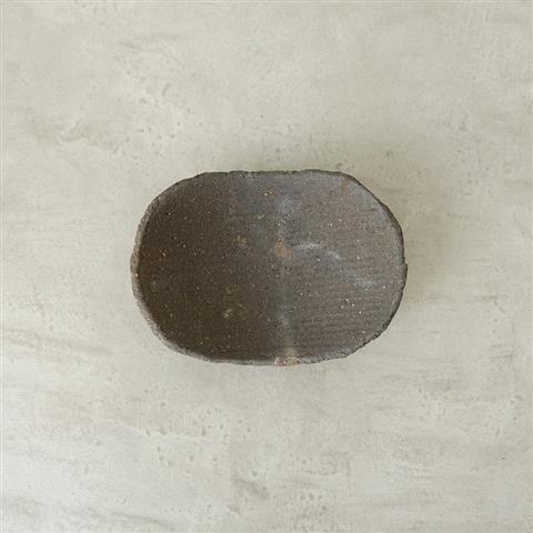 【美品】 荒木義隆 荒木義隆 長方皿(wa85-2104-117)【10E12】