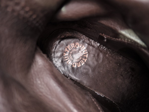BUTTERO ブッテロ ショートブーツ size37/23.5 (sh87-1604-54)【均一商品】