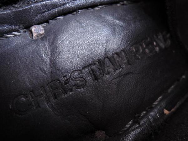 クリスチャンポー CHRISTIAN PEAU レザーシューズ size37/22.5 (sh87-1606-160) 【均一商品】