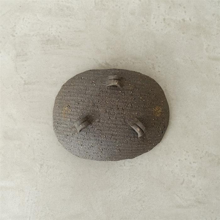 【美品】 荒木義隆 荒木義隆 長方皿(wa85-2104-121)【10E12】