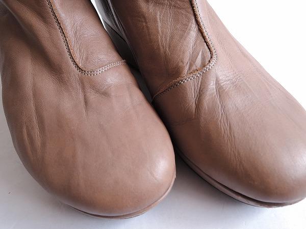 ヨーガンレール JURGEN LEHL ショートブーツ size24.5 (sh87-1703-28) 【均一商品】