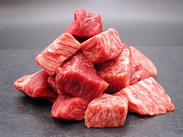 大黒千牛 カレー用 角切り牛肉 300g