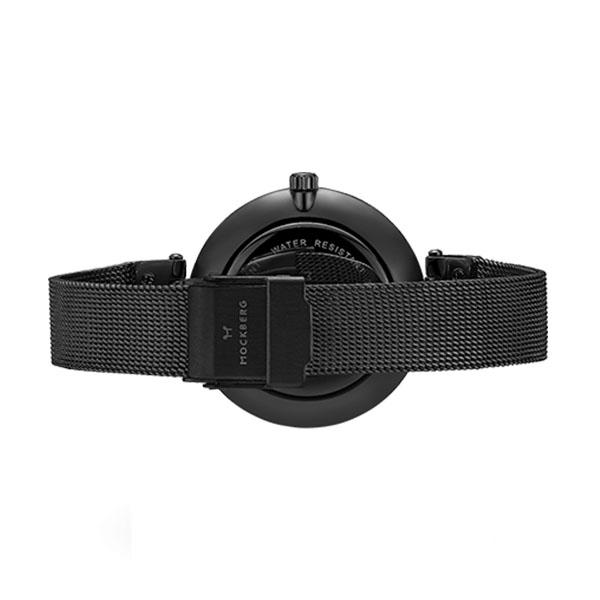MOCKBERG モックバーグ メタルメッシュベルト 13mm ステンレススティール