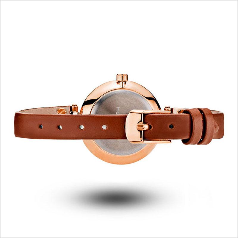 MOCKBERG モックバーグ レザーベルト 19mm レザー