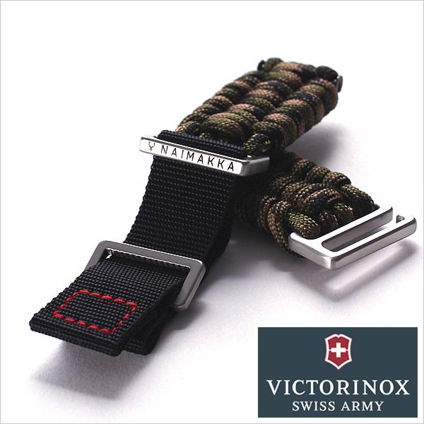 VICTORINOX ビクトリノックス パラコードブレスレット ナイロン