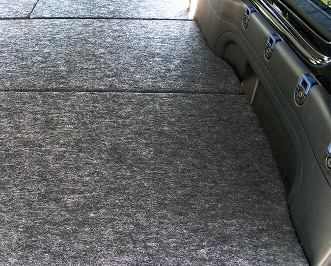 バモスホビオ HM3/HM4 L/Gグレード フルサイズ ベッドキット ブラックレザー