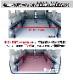 ハイゼットカーゴ クルーズ S321V/S331V フルサイズベッドキット ブラックレザー