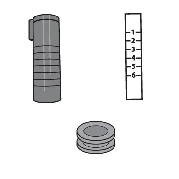 HHP 水位調節管セット