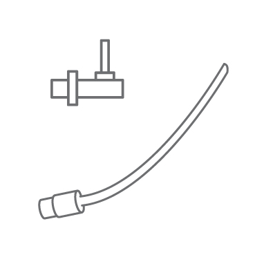 MASUCO 給液吐出部セット(HHP-J-1 用)