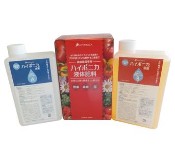 ハイポニカ液体肥料1リットルセット