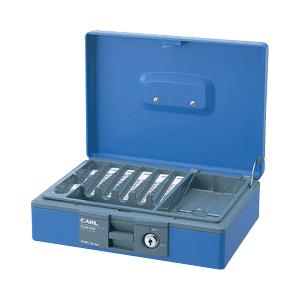 CB-8400 ブルー (手提金庫)