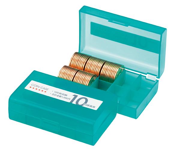 M-10W コインケース(100枚収納)10円用