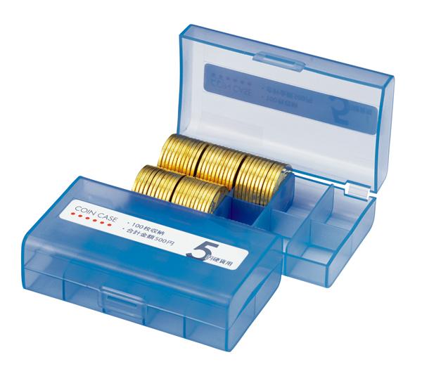 M-5W コインケース(100枚収納)5円用
