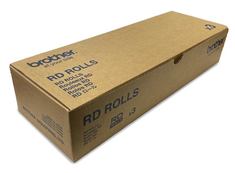 ブラザー RD-U05J1 50×30mmラベル TD-2130NSA対応【お取り寄せ商品】