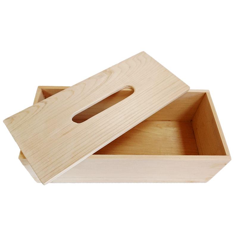 青森ひばティッシュボックス