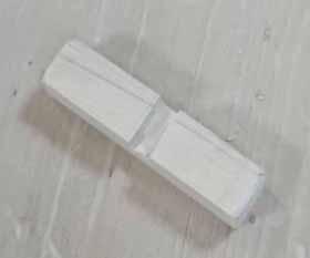 青森ひば衝立 ねぶた絵専用 7cmx1.5cm角