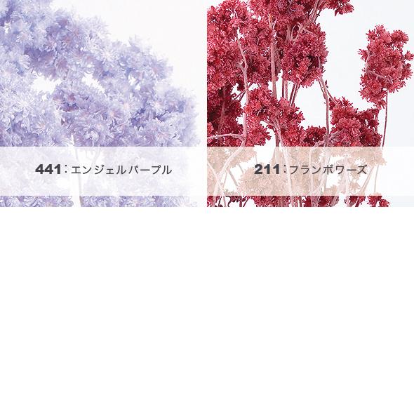 クリスパム(プリザーブドフラワー) 小分け花材No.3
