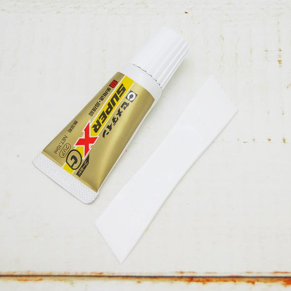セメダイン 超多用途 接着剤スーパーXゴールド 高透明度 速硬化タイプ 10ml AX-023