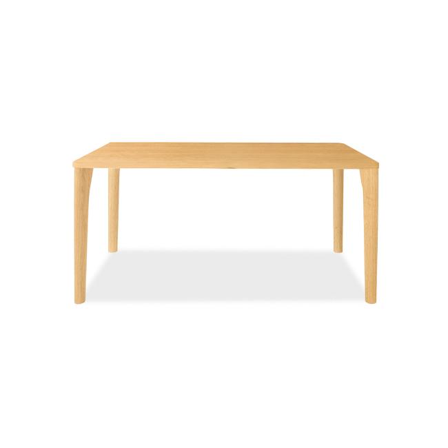Maple Rich ダイニングテーブル(4本脚)