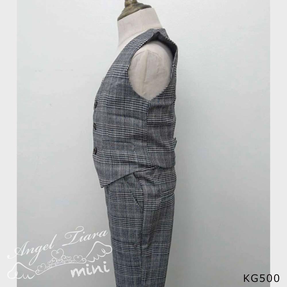 キッズ 男の子 上下セット スーツ KG500