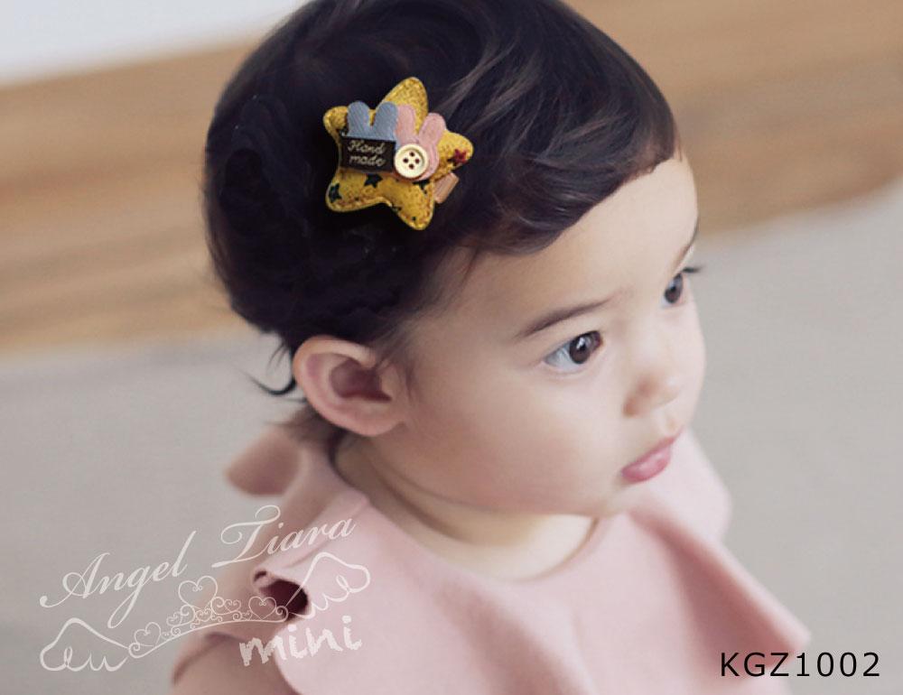 子供雑貨 キッズ 女の子 雑貨 髪飾り ヘアクリップ ベビーリボン ヘアゴム ギフト セット お誕生日 プレゼント KGZ1002