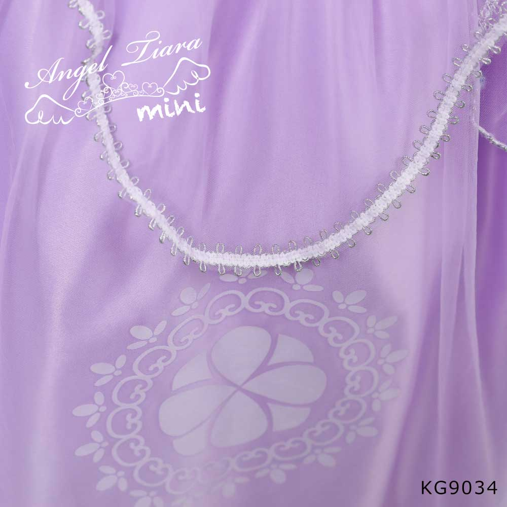 ハロウィン ドレス ちいさなプリンセス ソフィア 風 コスチューム KG9034