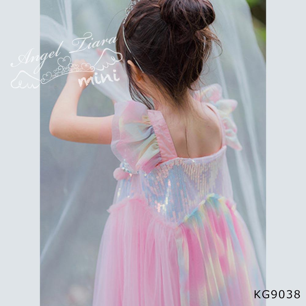 ハロウィン コスチューム 仮装 妖精 天使 プリンセス ピンク 衣装 舞台 KG9038