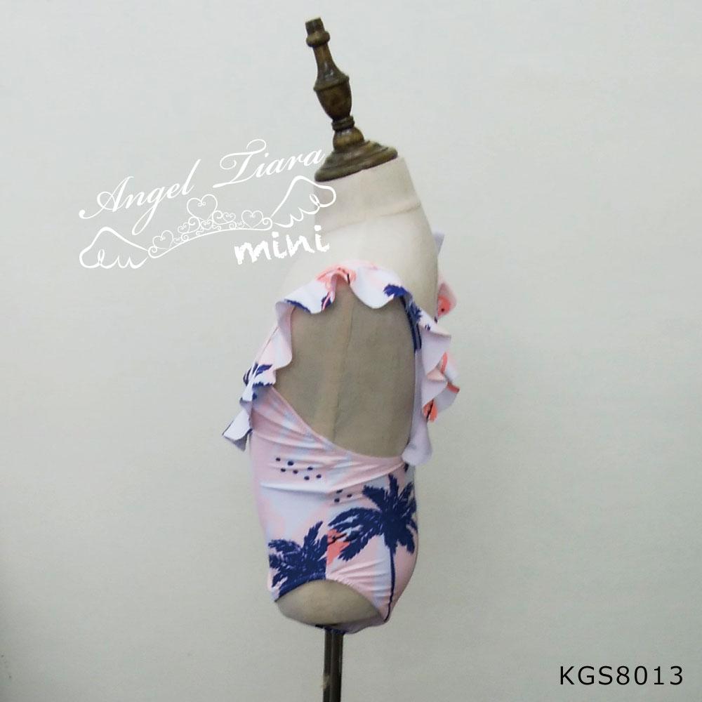 子供服 キッズ 水着 つなぎ ワンピース KGS8013