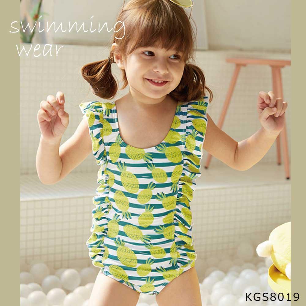 子供 女の子 水着 ワンピース KGS8019