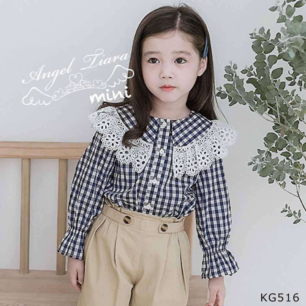 子供服 キッズ 女の子 シャツ KG516