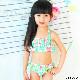 子供 女の子 水着 セパレート KGS8010