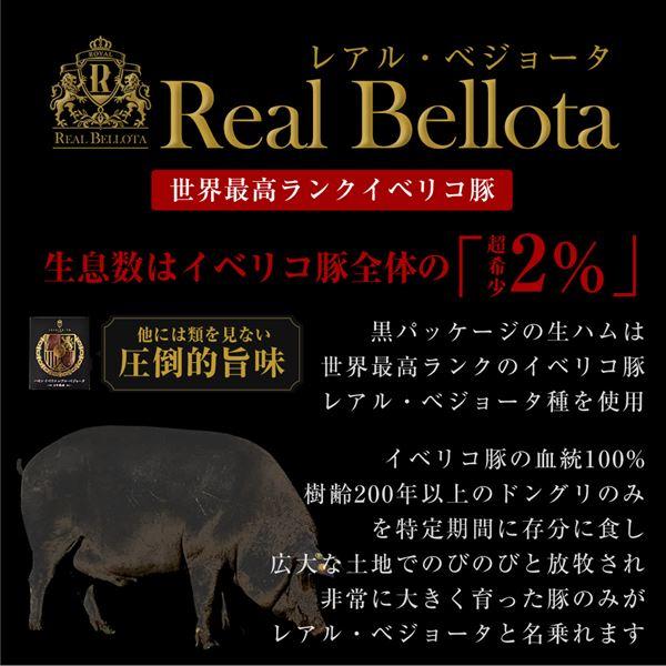 イベリコ豚 生ハム ベーコン 4年/30ヶ月熟成 50g×3種 食べ比べセット 冷蔵  ※ 4ham30 ベーコン 3種