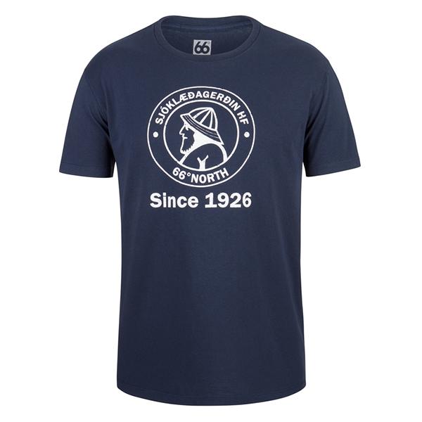 Logn Recycled organic cotton T-Shirt / ローグン リサイクル オーガニックコットン Tシャツ