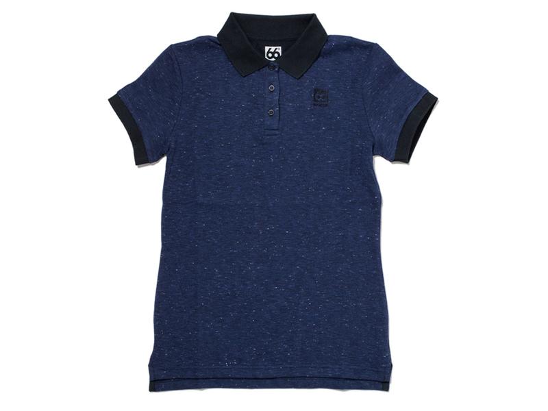 66°NORTH Bankastraeti Womens Polo Shirt【ポロシャツ】【レディース】