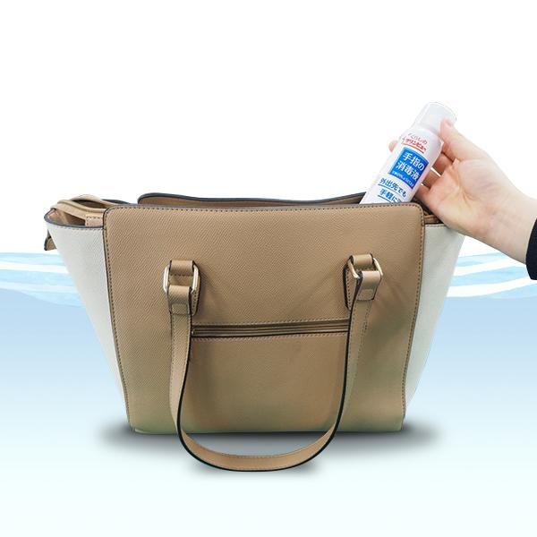 イチネンケミカルズ:手指の消毒液 100ml×24本<br>くらしのクリンビュー 除菌スプレー 缶 手指 皮膚 消毒 洗浄 除菌 スプレー ウイルス 菌 日本製 国産 携帯 安心 予防 25950