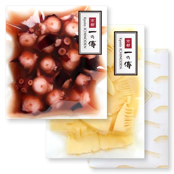 タコと筍の炊き込みご飯 [E-61]