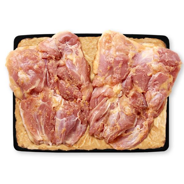 【11月6日着まで】みつせ鶏 麹みそ漬 2枚入 [M-70]