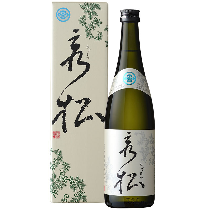 秀松 藍 (あい) 720ml (箱入り)