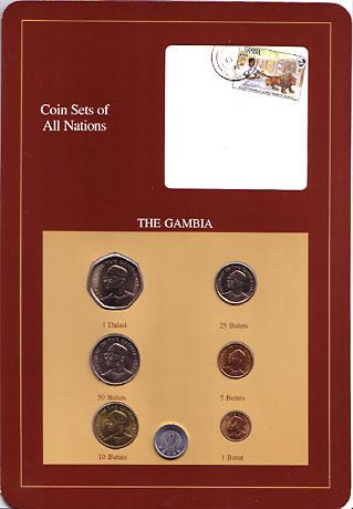 ガンビア 6種