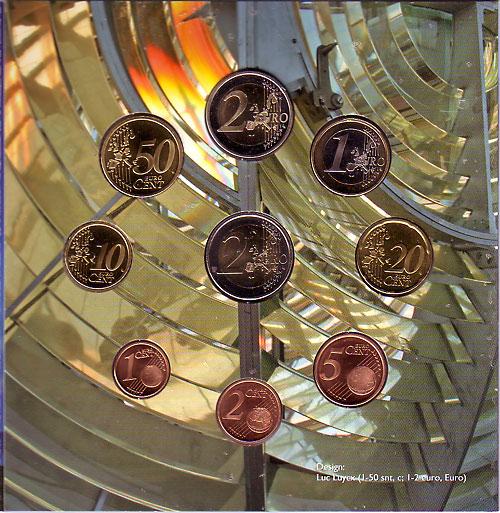フィンランド 2006年 9種 ミントセット