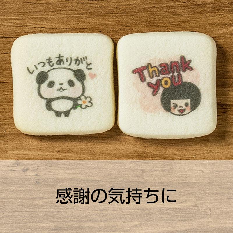 オリジナルプリントクッキー 20枚〜