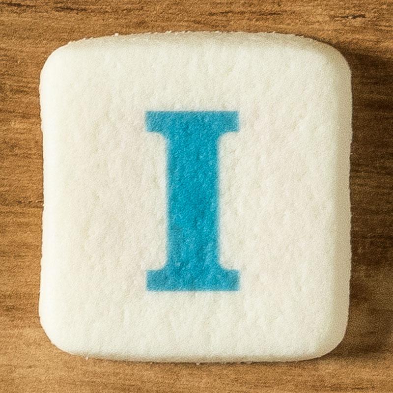 アルファベットクッキー I
