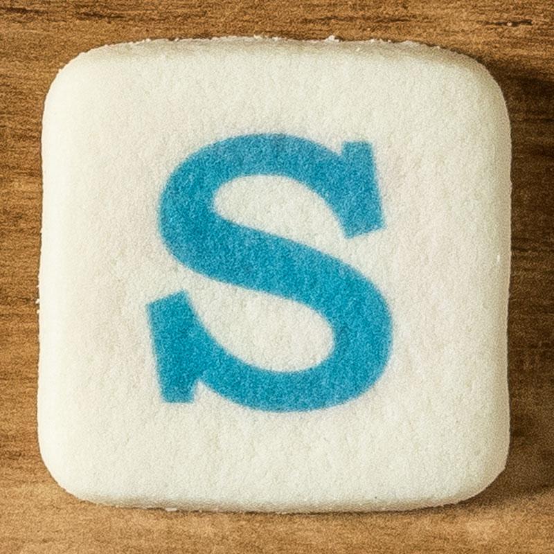 アルファベットクッキー S
