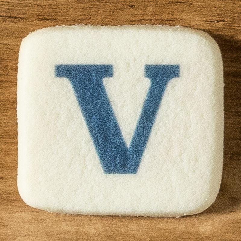 アルファベットクッキー V